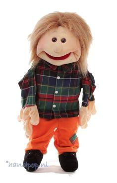 handpop Bodo - Handpoppen.nl Bodo, People Puppets, Living Puppets, Teddy Bear, Fictional Characters, Puppet, Friends, Teddybear, Fantasy Characters