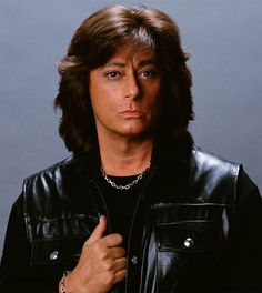 One of the greatest, and very underrated, singers in Rock 'n' Roll - Joe Lynn Turner. If you don't know him by name chances are you have heard him sing. He has fronted bands such as Rainbow, Deep Purple & Yngwie Malmsteen, as well as being a solo artist. Major hits include 'Stone Cold' & 'Street Of Dreams' from Rainbow as well as 'Heaven Tonight' & 'Hold On' from Yngwie Malmsteen.