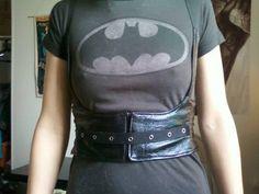 Underbust corset-like belt tutorial.  Great for stempunk costumes.