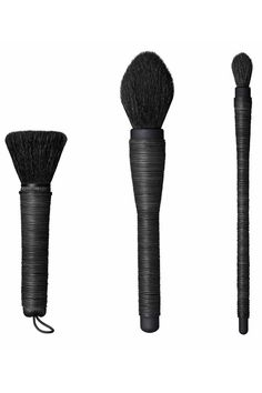 Nars Limited Edition Holiday Kabuki Brush Set, $125, narscosmetics.com.   - HarpersBAZAAR.com