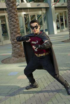WonderCon 2014: Robin
