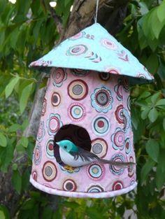 bird house by krystal