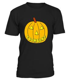 """# Trombone Halloween Pumpkin Musical Instrument T-Shirt .  Special Offer, not available in shops      Comes in a variety of styles and colours      Buy yours now before it is too late!      Secured payment via Visa / Mastercard / Amex / PayPal      How to place an order            Choose the model from the drop-down menu      Click on """"Buy it now""""      Choose the size and the quantity      Add your delivery address and bank details      And that's it!      Tags: Official Barthol Graphics…"""