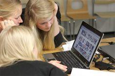 Pinterest-työpaja yläkoululaisille ja lukiolaisille, sopii sisällytettäväksi muun muassa humanistisiin aineisiin (esim. historia, yht...