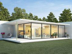 Einfamilienhaus Bungalow 80 T von Baudirekt