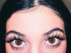 kylie jenner lashes - Google Search