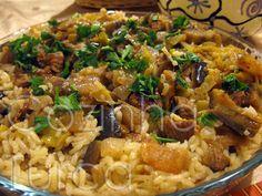 Cozinha Turca: Maklube