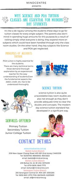 Our institution provides tuition classes for primary, secondary and junior college level students. Enroll your kids for better skills and results. Check out mindcentre Singapore Class details by visiting our website.