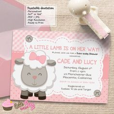 Little lamb baby shower invitation little lamb baby sprinkle little lamb baby shower invitation little lamb baby sprinkle gender neutral customize printable 5x7 inch beige and gray sheep baby shower filmwisefo