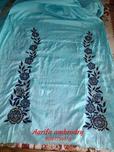 Salwar Suit Neck Designs, Neck Designs For Suits, Dress Neck Designs, Designs For Dresses, Blouse Designs, Designer Punjabi Suits Patiala, Punjabi Suits Designer Boutique, Indian Designer Suits, Embroidery Suits Punjabi