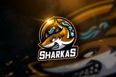 54 Ideas Basket Sport Logo For 2019 Logos Illustrator, Basket Sport, Shark Logo, Game Logo Design, Esports Logo, E Sport, Mascot Design, Logo Nasa, Logo Design Inspiration