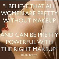Beauty/Makeup Quotes