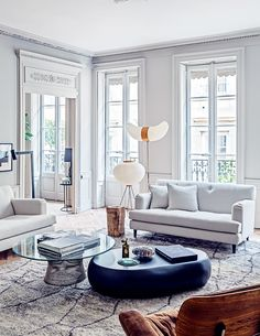 The Olivia Palermo Guide to Styling Your Home via @MyDomaine