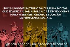 Junte-se a nós no Social Good Brasil! http://www.samshiraishi.com/social-good-brasil/  #Sustentability