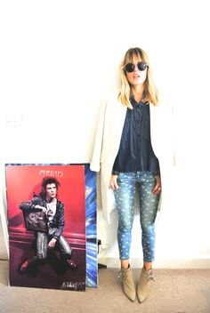 Natalie Hartley wears...