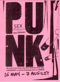 Sex Pistols. Not so chic but very punk rock.