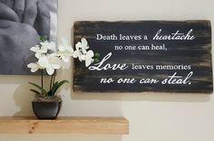 Wood sign by Aimee Weaver Designs