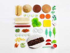 Nojesguiden - Fast Food |Design Resources