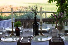 Bianco Antico:Una cena di campagna