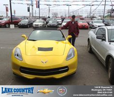 #HappyBirthday to Charles Riggs from Matthew  Madewell at Lake Country Chevrolet Cadillac!