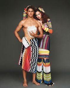 Art + Commerce - Artists - Stylists - Benjamin Bruno - Editorial 1