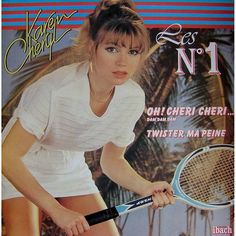 Karen Cheryl (Rock'n'roll Tennis).