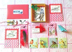 Mme Nosenose loves mail: Bird snailmail