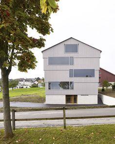 optimisation et conception de l'architecture minimale Modern, Contemporary, Outdoor Structures, Facades, Design, Houses, Conception, Irene, Buildings
