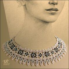 Travailler №99   biser.info - tout au sujet des perles et des œuvres de perles