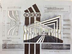 04570003 นายกลวัชร เลิศพิริยประเสริฐ Architecture Blueprints, Architecture Concept Drawings, Interior Design Presentation, Architecture Presentation Board, Interior Design Renderings, Interior Sketch, Industrial Design Sketch, Exhibition Booth Design, Sketch Design