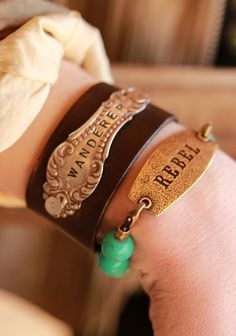 REBEL TAG BRACELET - Junk GYpSy co.