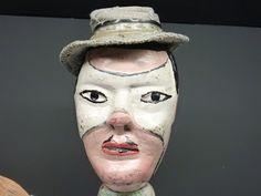 Rutas de Polichinela. Roberto de Manuel Rosado. Museu da Marioneta
