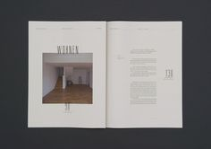 viennese housing culture: a phenomenon5 magazines22,5cm x 30,5 cm160 pagesproject from annabell ritschel & wolfgang landauer
