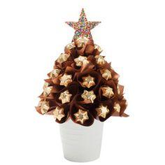Copper Christmas Tree Medium