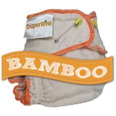 Bamboo Snapless Pre-Fitted - Diaper Rite - Diaper Junction