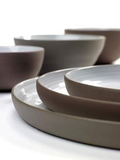 Dusk Tableware by Martine Keirsebilck for Serax