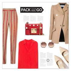 """Pack and Go: Paris Fashion Week"" by bliznec ❤ liked on Polyvore featuring Etro, Jadicted, Tamuna Ingorokva, Karen Millen, Gucci, Chloé, parisfashionweek and Packandgo"