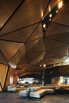 Modern Hallway Ideas from the Best Interior Designers Contemporary Interior Design, Office Interior Design, Modern Design, Contemporary Architecture, Lounge Design, New Zealand Architecture, Interior Architecture, Commercial Design, Commercial Interiors