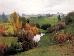 Schilder Andrew - The Ravine. 200 Russian painters • download painting • Gallerix.ru
