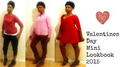 Valentines Day Mini Lookbook 2015 Easy fashion for the regular woman! #valentinesday #lookbook2015
