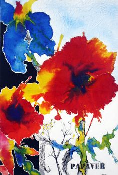 Mr Marian Hergouth, papaver painting Artist, Paintings, Paper, Canvas, Drawing S, Paint, Artists, Painting Art, Draw