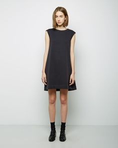 Charles Anastase | Stendhal Fleece Dress | Made in Japan