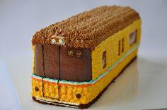銀座線1000系3D電車ケーキ