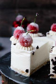 Tarta Helada de Mousse de Coco