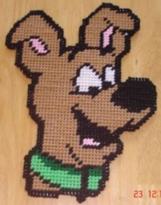 Plastic Canvas Patterns | Baby Scooby Plastic Canvas Pattern | eBay