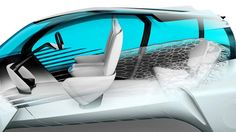 Toyota's hydrogen concept car  , - ,   Toyota unveiled ...
