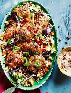 Recipe: Persian chicken
