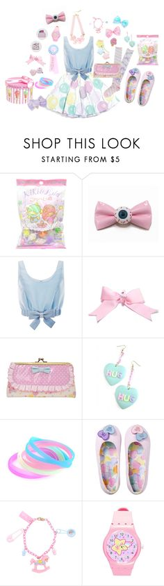 """Party Princess"" by sweetpasteldream ❤ liked on Polyvore featuring INC International Concepts and Honor"