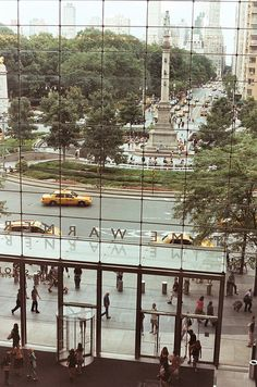 New York City - Time Warner Center, Columbus Circle by touringtub