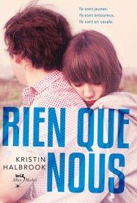 Un livre d'amour transportant, un roman à deux voix touchant, une réalité, malheureusement... A partir de 13 ans.